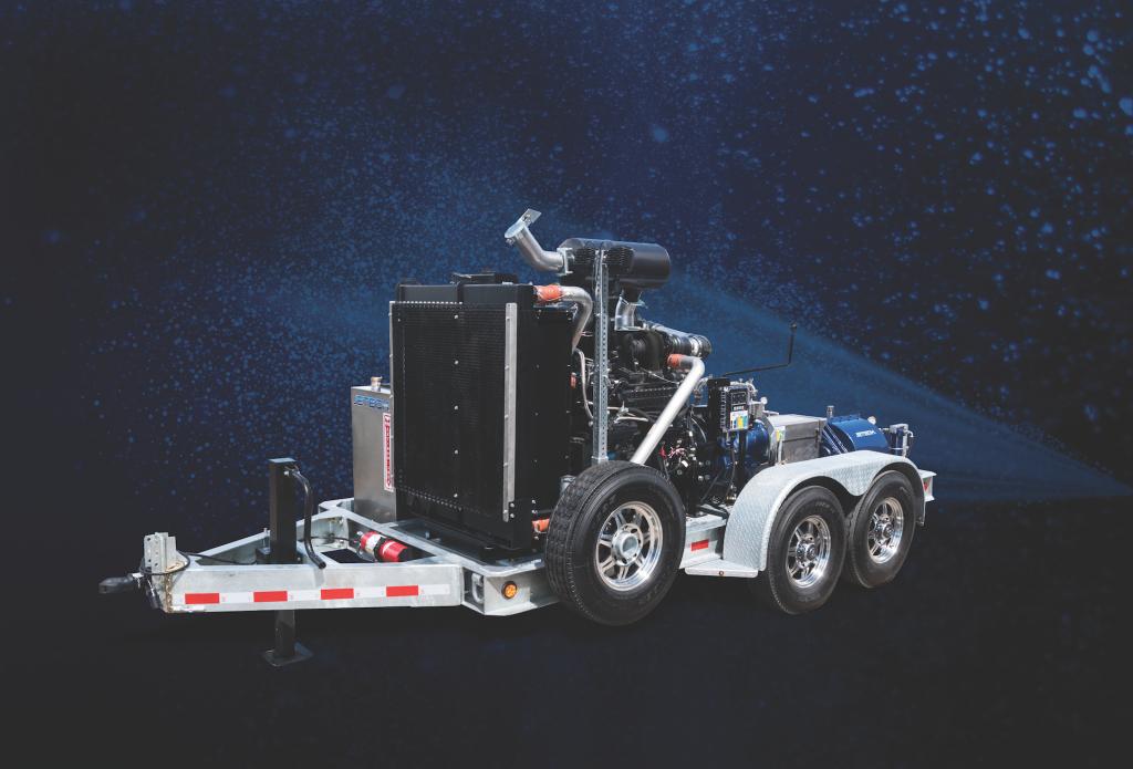 Jetech trailer