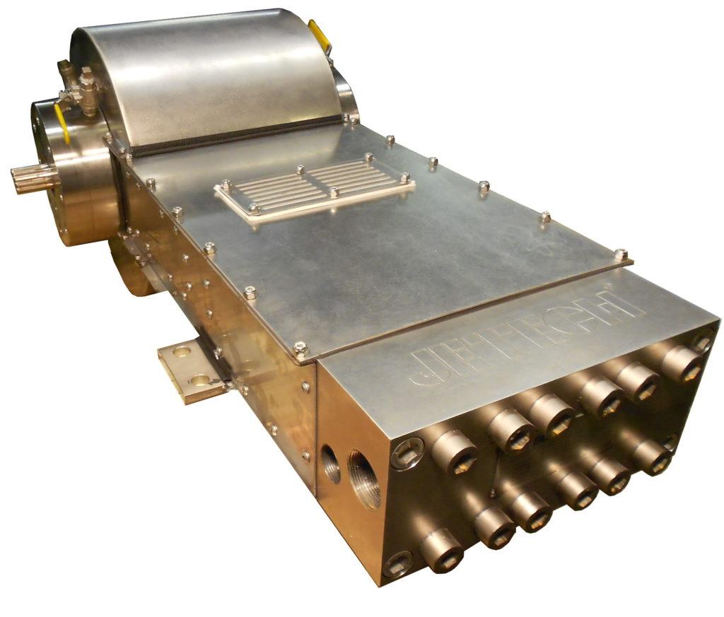 Jetech Subsea pump