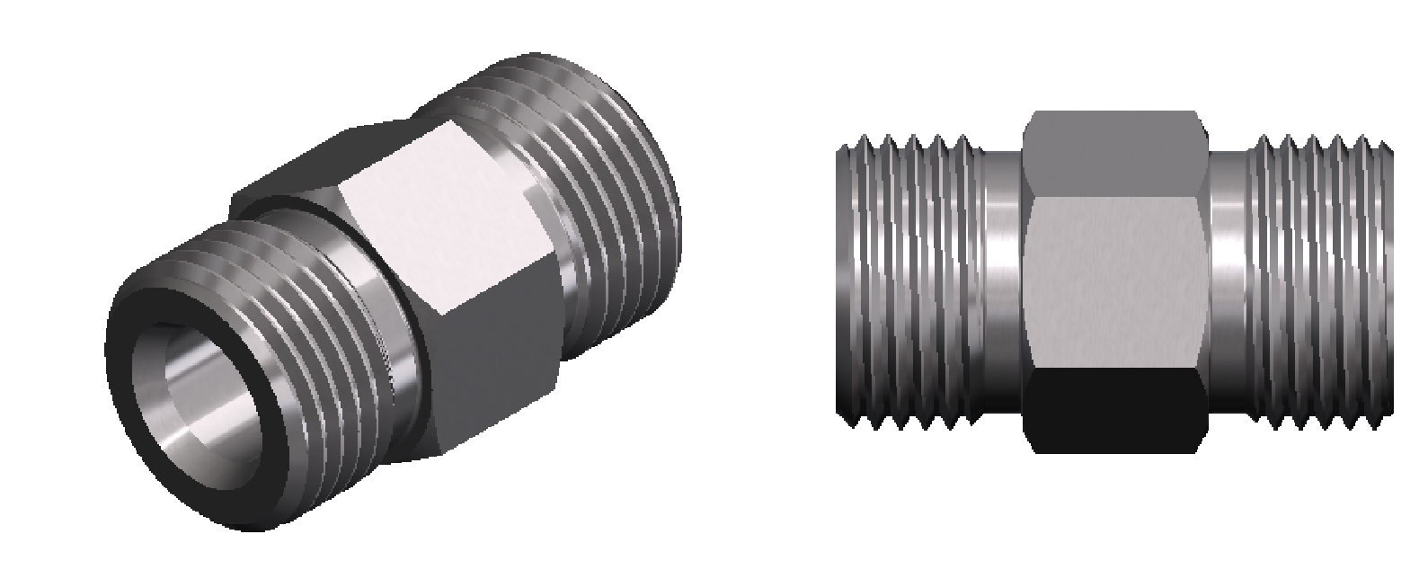 Typ-M Coupling 20K Fitting